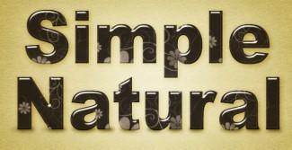 simple&natural