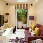 狭い部屋にソファを置く。発想が素晴らしいワンルームのおしゃれなインテリア31選