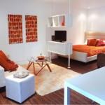 2つの空間を家具で仕切る【部屋別】インテリア例30選