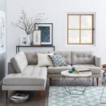 ソファを中心とした6畳リビング5つのレイアウト&参考にしたい実例