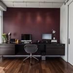 色彩効果を最大に活用!仕事部屋・書斎の色と9色のインテリア34選