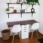 マンションの書斎の作り方と5つの部屋を間借したおしゃれ書斎30例