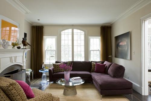 18 for Aubergine living room ideas