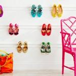 靴の収納アイデア-サンダル&ハイヒールもインテリアの一部に!!厳選30選