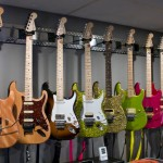 格好良く飾りたい!!ギターをインテリアの一部にしたおしゃれな部屋31選