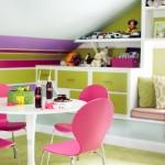 爽やかさと可愛さが同居!緑×ピンクのインテリアコーディネート30選