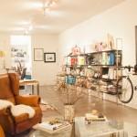 宙に浮いてる!!室内に自転車を飾ったインテリア実例