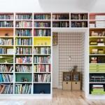 まるで図書館!壁に本棚を設置したリビングインテリア実例30選