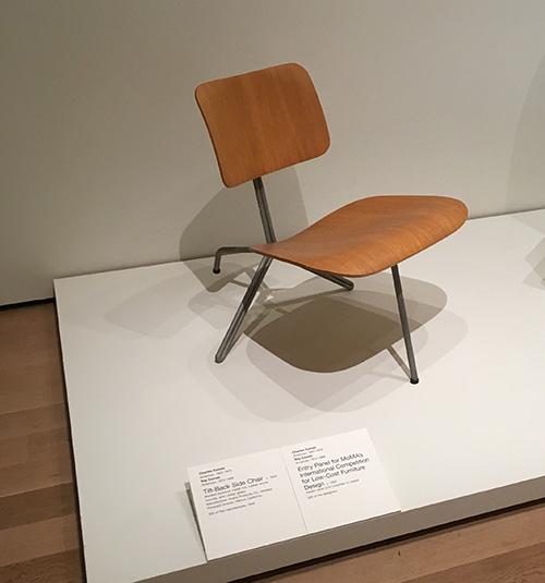 Tilt-Back Side Chair