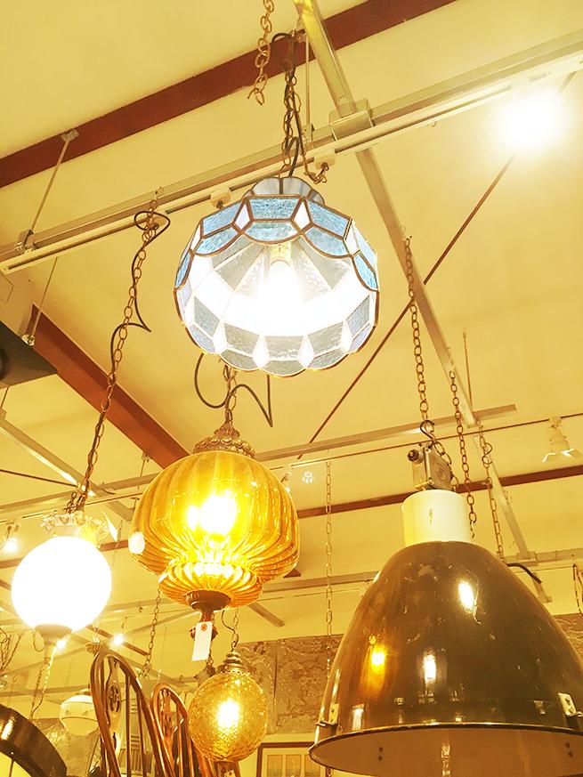ライティングレールとペンダント照明②
