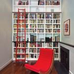 まるで図書館!圧巻の海外の本棚インテリア例30選