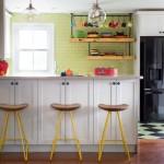 程よく気の抜けた感が可愛いレトロキッチン4つの作り方&厳選31例