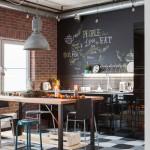 インダストリアルなキッチンの作り方6つのポイント&厳選35例