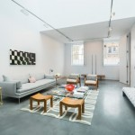 【6つの部屋別】コンクリート床のおしゃれなインテリア厳選34例