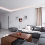 参考にしたい間接照明と壁の色&素材の組み合わせ実例28選