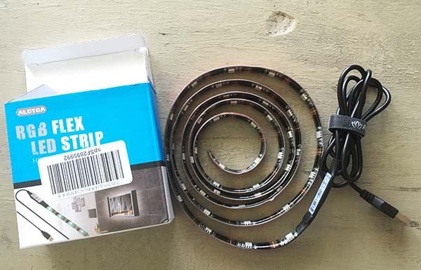 RGBテープライト