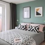 寝室におすすめしたい3色のアクセントクロスと厳選30例