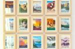 写真・ポストカードの飾り方-お手本にしたい!海外のおしゃれなインテリア30選