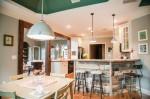 古材インテリア-家具・テーブル・壁に古材を使った格好良い部屋厳選38選
